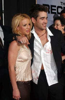 Recruit Premiere with Colin Farell 2002