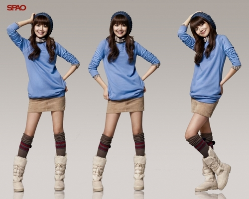 Sooyoung For Spao