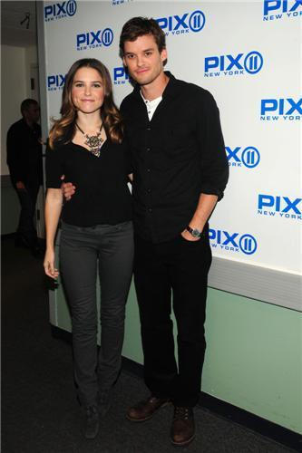 Sophia & Austin @ PIX Morning Show