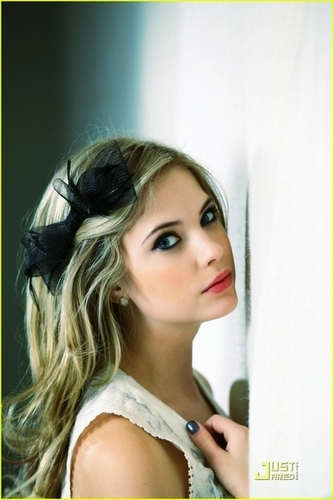 TROIX Magazine (Ashley Benson - December 2010)