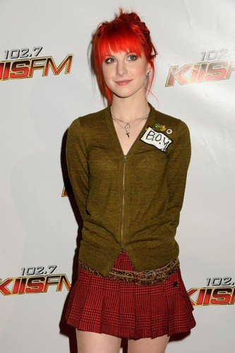 05.12.10 KIIS FM's Jingle Ball 2010 - Arrivals HQ