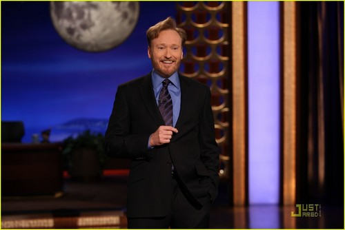 Conan O'Brien's First Show!