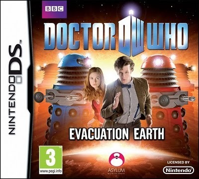 Doctor who DS game