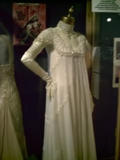 Audrey's ACTUAL dress from My Fair Lady