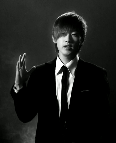 Eunhyuk in Sorry Sorry Answer