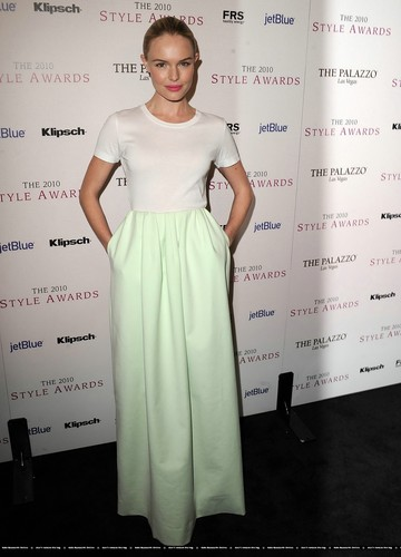 Kate @ 2010 Hollywood Style Awards - Red Carpet