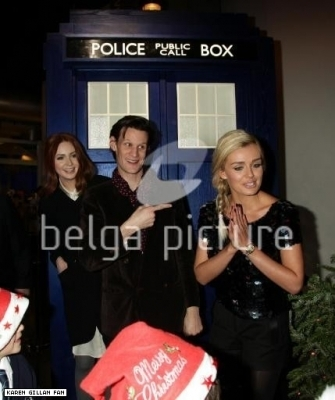 Matt & Karen/ christmas carol after party