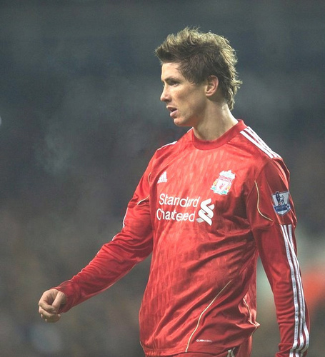 Nando - Newcastle U.(3) vs Liverpool (1)
