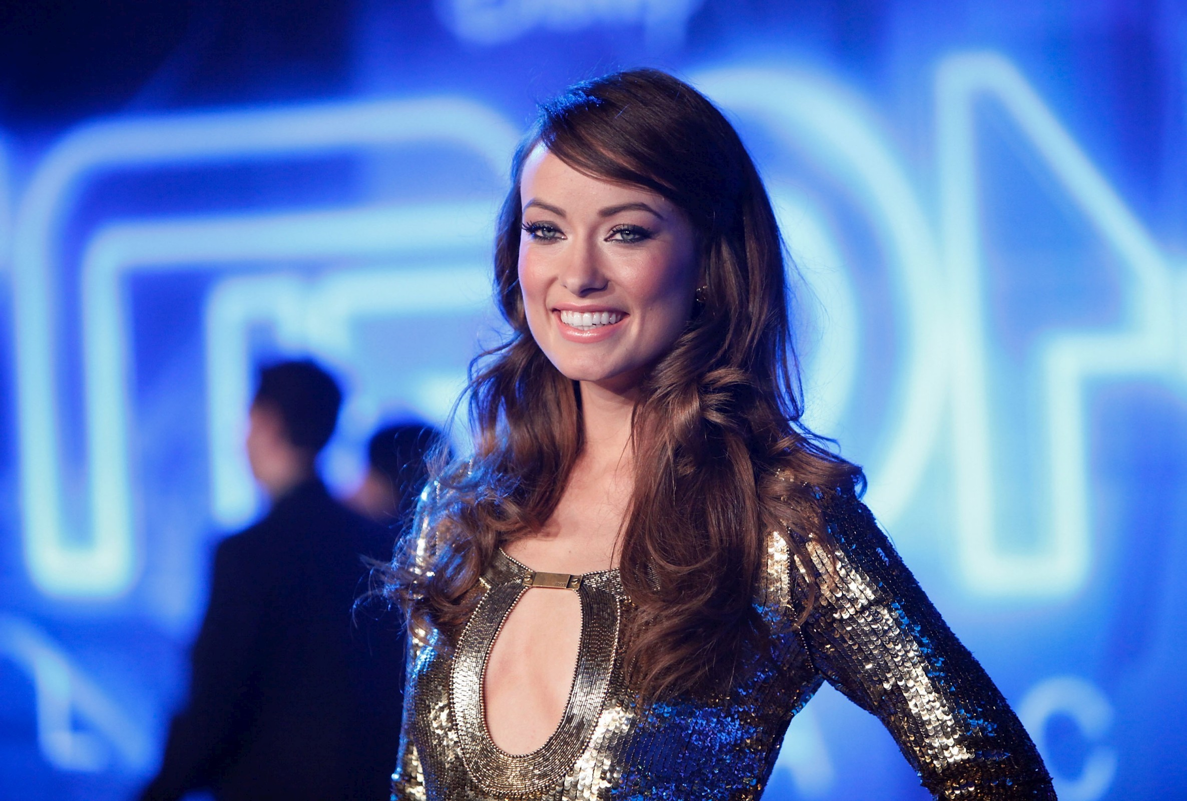 Olivia Wilde @ the LA Premiere of 'Tron: Legacy' (HQ)