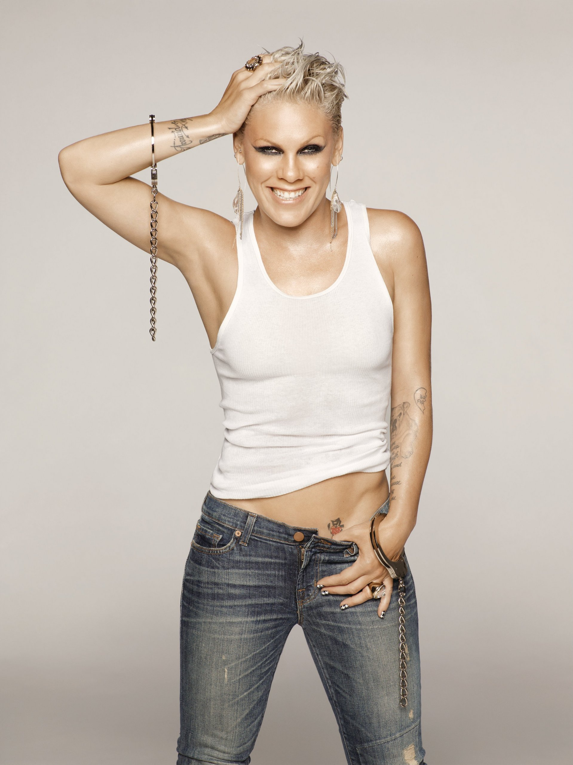Pretty Lady: P!nk | femme on a mission