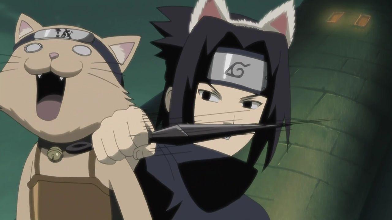 Sasuke's Paw Encyclopedia - Naruto Image (17639932) - Fanpop