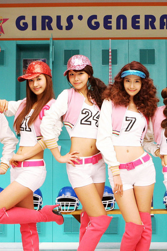 Snsd Making Oh! MV Photoshoot