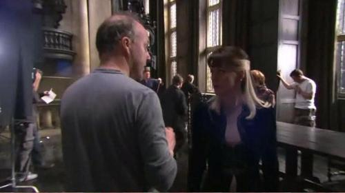 narcissa behind the scenes 2
