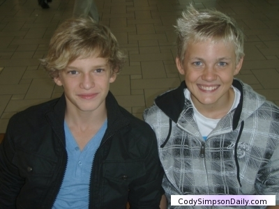 Cody Simpson & Campbell Carsley