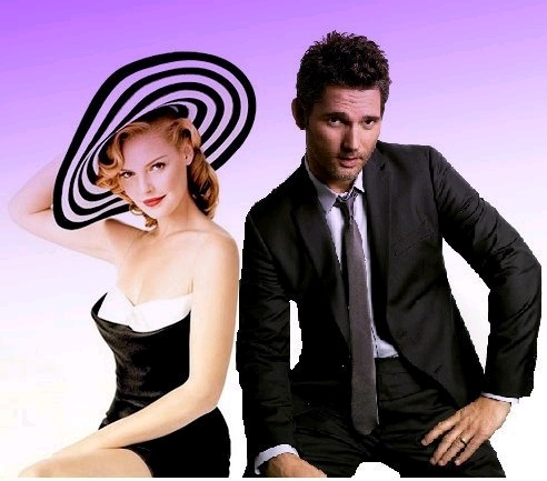Eric Bana and Katherine Heigl