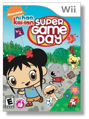 Ni Hao, Kai-Lan: Super Game araw
