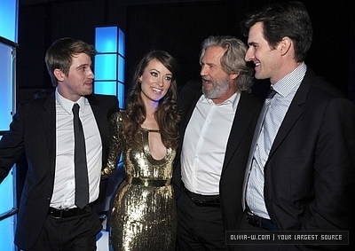 Olivia @ TRON Legacy LA Premiere - After Party