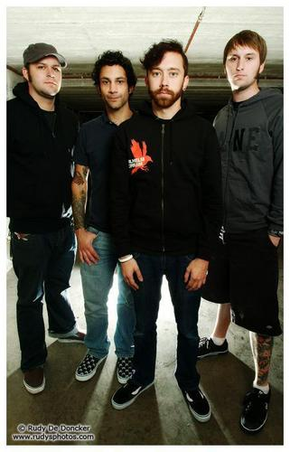 Rise Against - the band <3