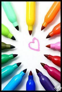Sharpies love