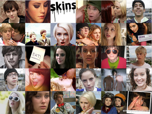 skins Collage