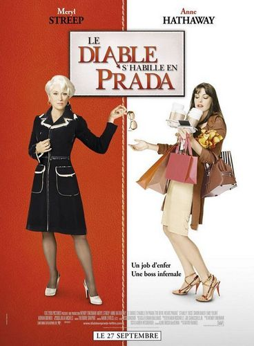 The Devil Wears Prada - Poster