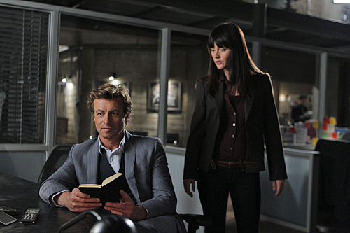 The Mentalist 3.11 - Bloodsport Promotional fotografias