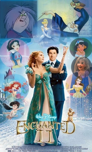 Disney Enchanted 2