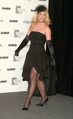 Glamour Awards-Woman of the año 2003