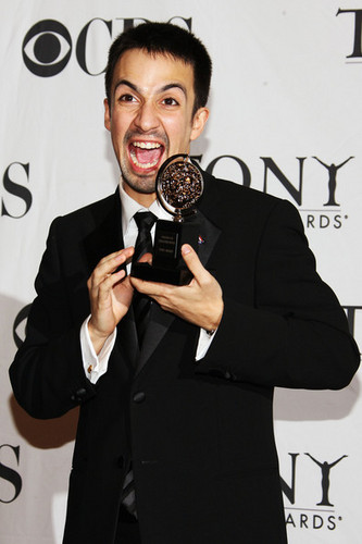 The 62nd Annual Tony Awards - Press Room