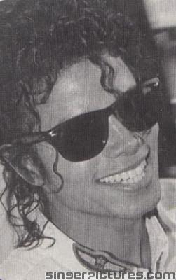 MJ in awesome shades lolz