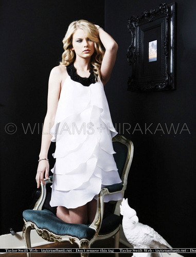 Taylor 빠른, 스위프트 - Photoshoot #058: Entertainment Weekly (2008)