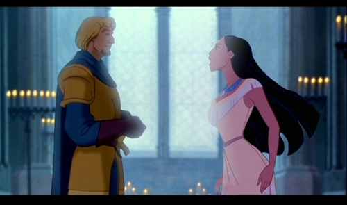 Pocahontas and Phoebus