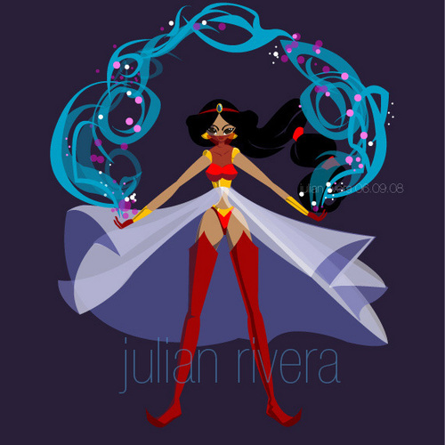 Superpowered Princessess