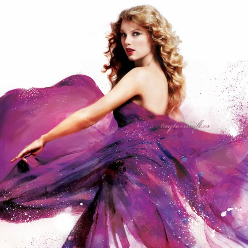 Taylor veloce, swift - Photoshoot #110: Speak Now album (2010)