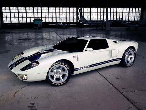 ford gt 2010