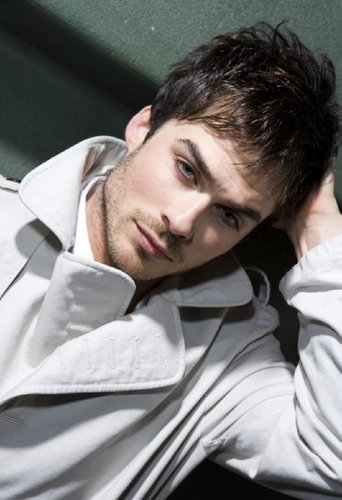 my love Ian Somerhalder