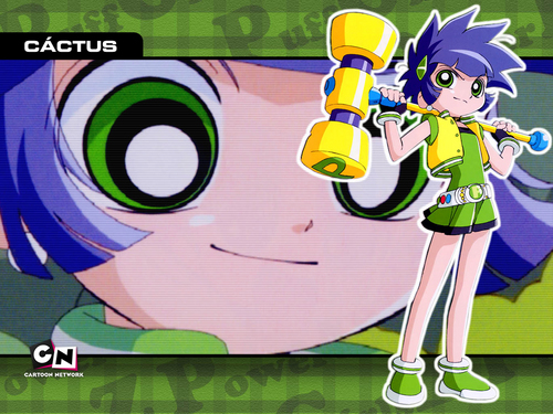Buttercup (Karou the powerpuff girls z)