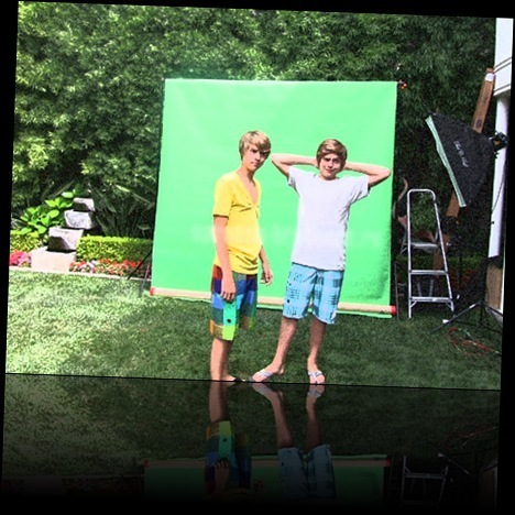 Cole and Dylan Sprouse – Vancouver