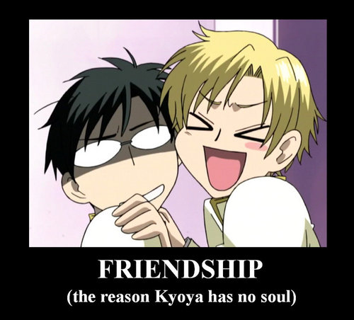 Kyoya and Tamaki