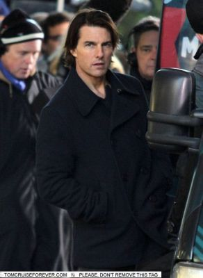 MI4 - Filming in Vancouver- January 3rd 2011