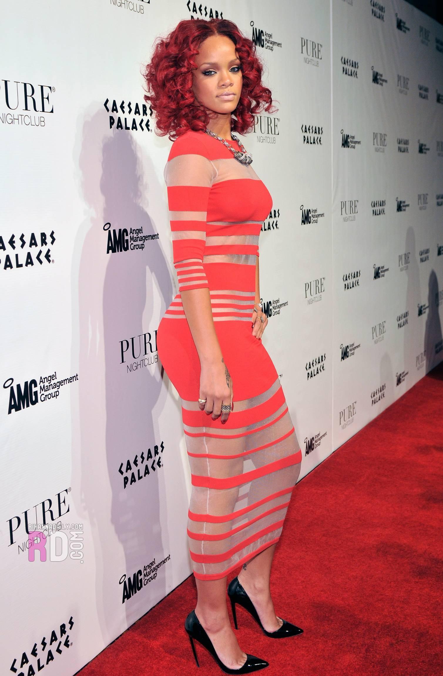 Rihanna ― Good Girl Gone Bad Tour - Rihanna Photo