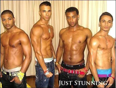 xx JLS ARE FIT! xx