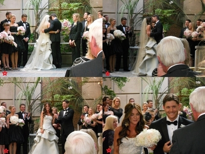 Jensen Ackles Wedding !