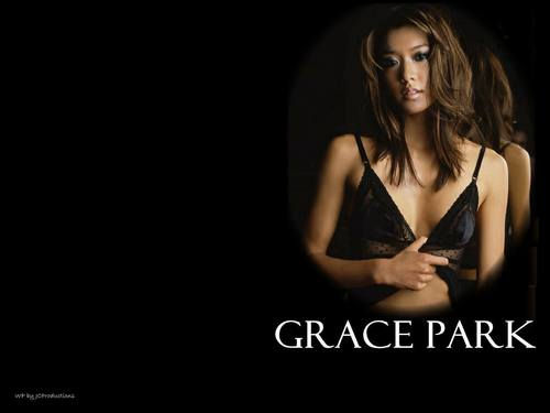 Sexy Grace Park in The Spotlight