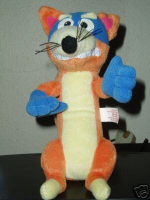 Swiper Plush Doll