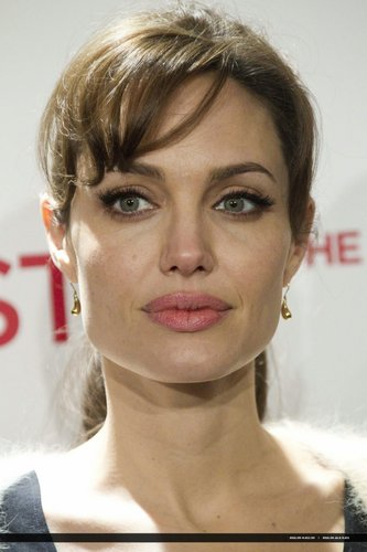 Angelina@The Tourist Photocall in Madrid