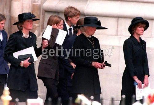 Funeral of Diana Princess of Wales