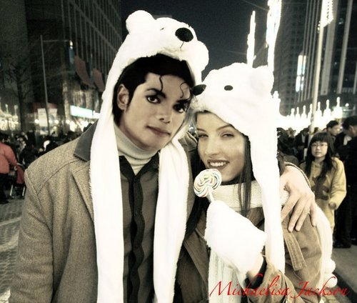 Michael and Lisa^^