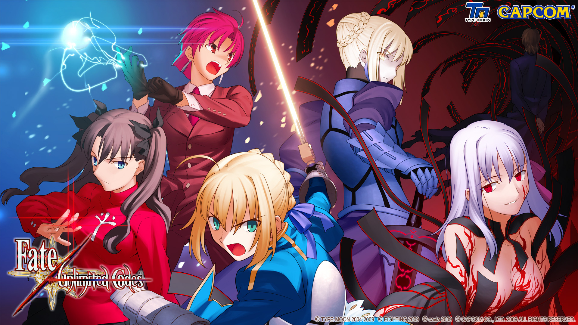 Screens And Art Fate Stay Night フェイト ステイナイト 壁紙