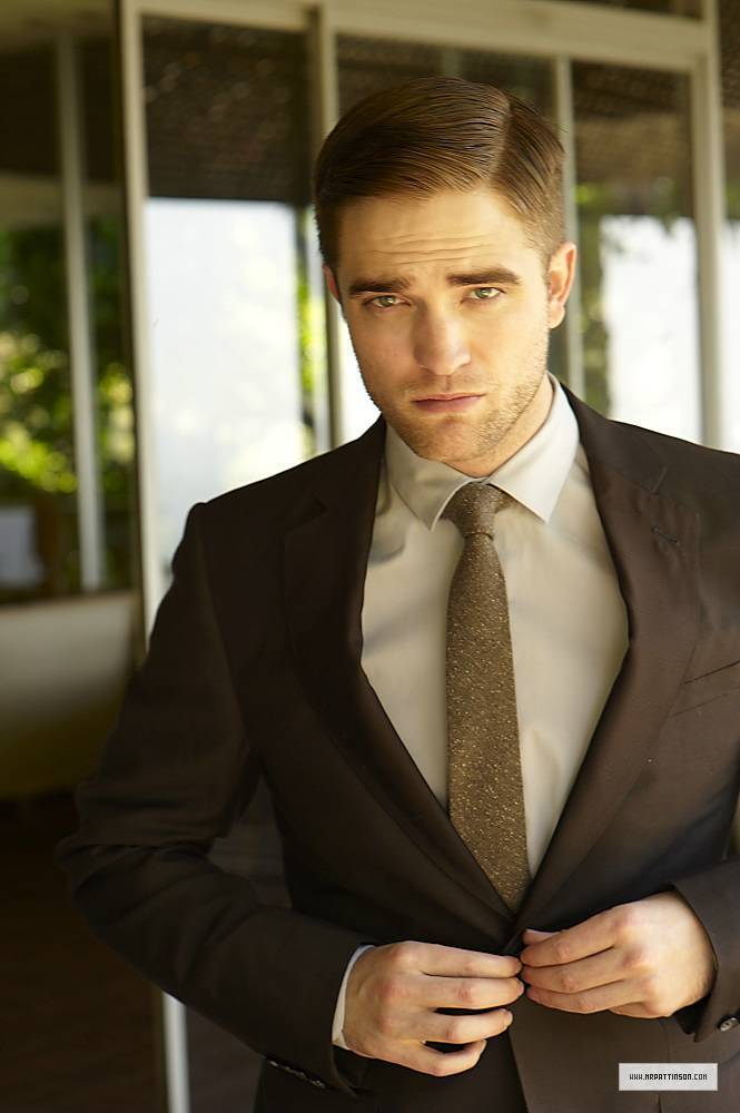 pattinson photoshoot